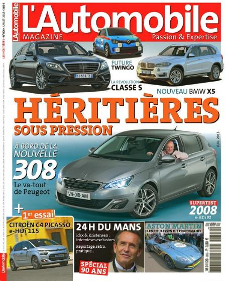 [MULTI] L'Automobile Magazine N°806 juillet 2013