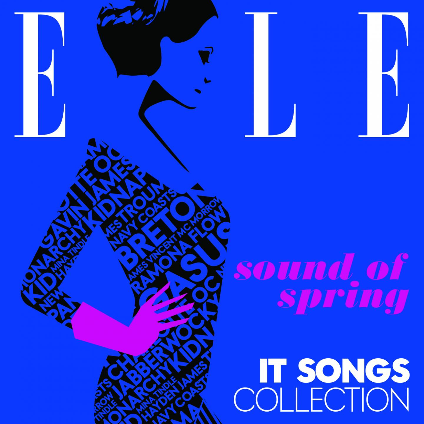 ELLE It Songs Collection Sound Of Spring (2014)