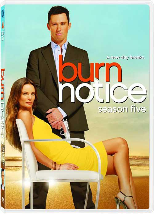 Burn Notice – Saison 5