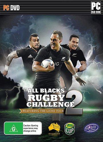 Telecharger Jonah Lomu Rugby Challenge 2 [PC]