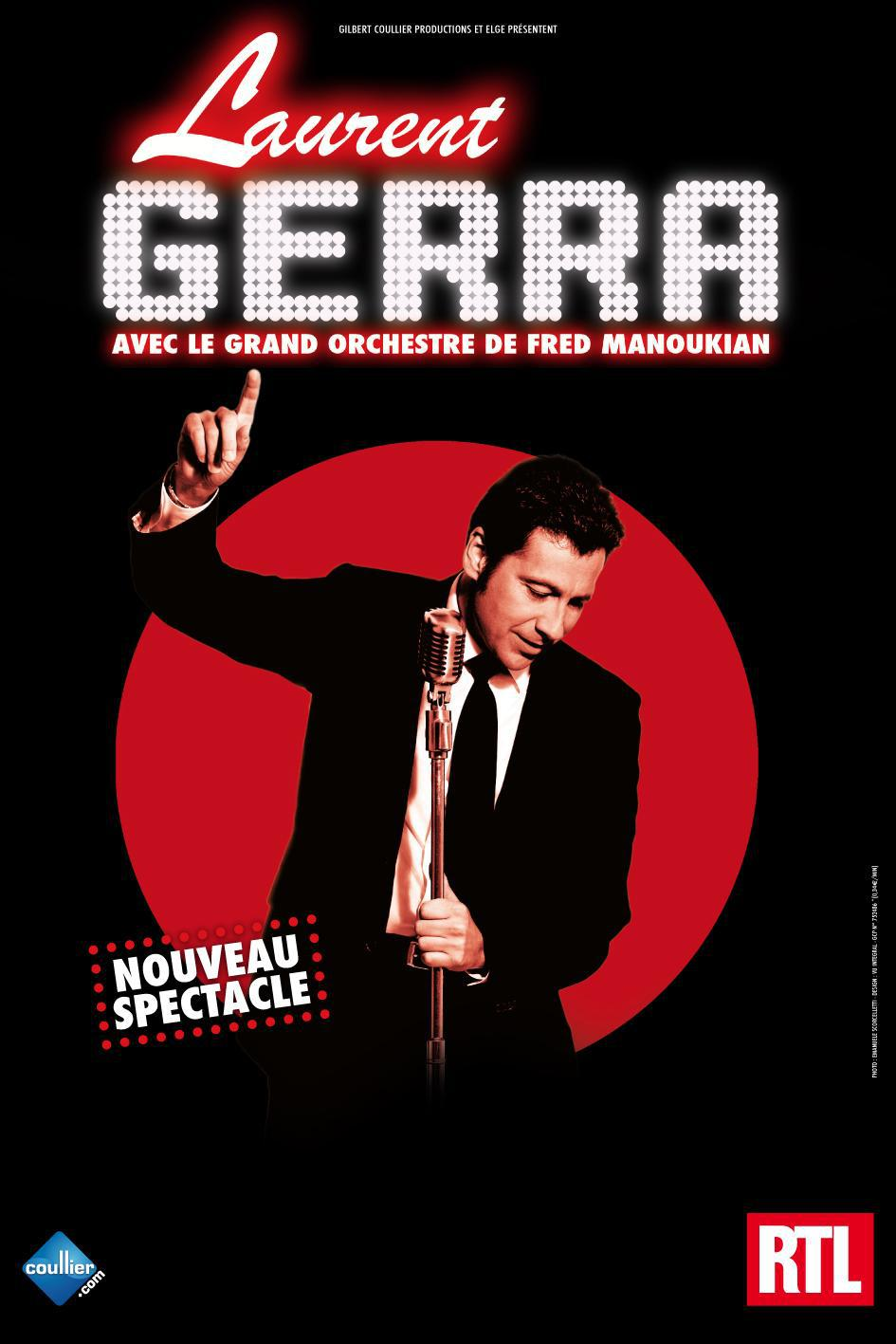 Laurent Gerra – Au Palais des Sports
