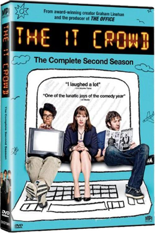 The IT Crowd – Saison 2