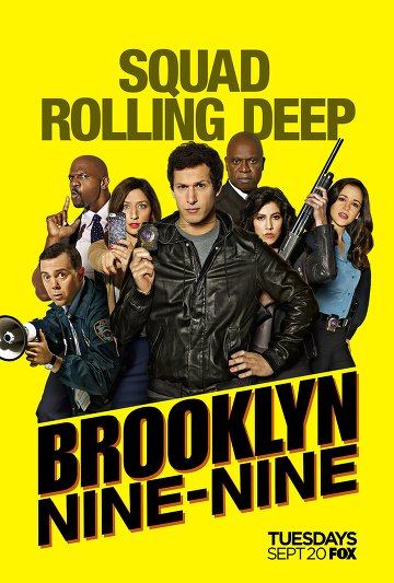 Brooklyn Nine-Nine - Saison 4 [12/??] VOSTFR | Qualité HD 720p