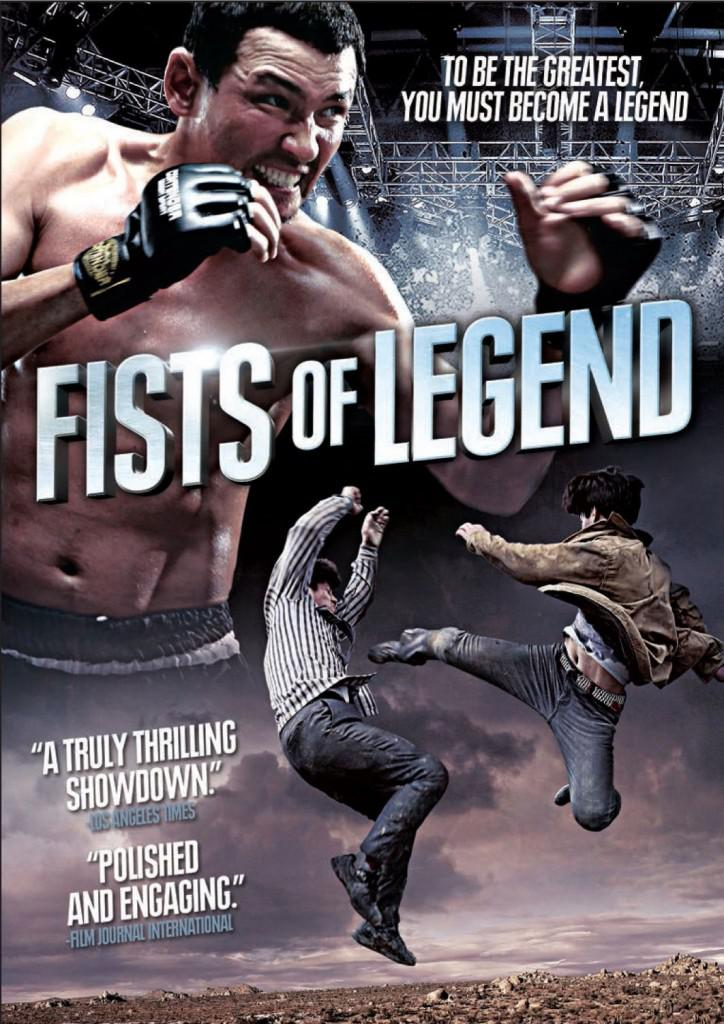 Fists of Legend Vostfr