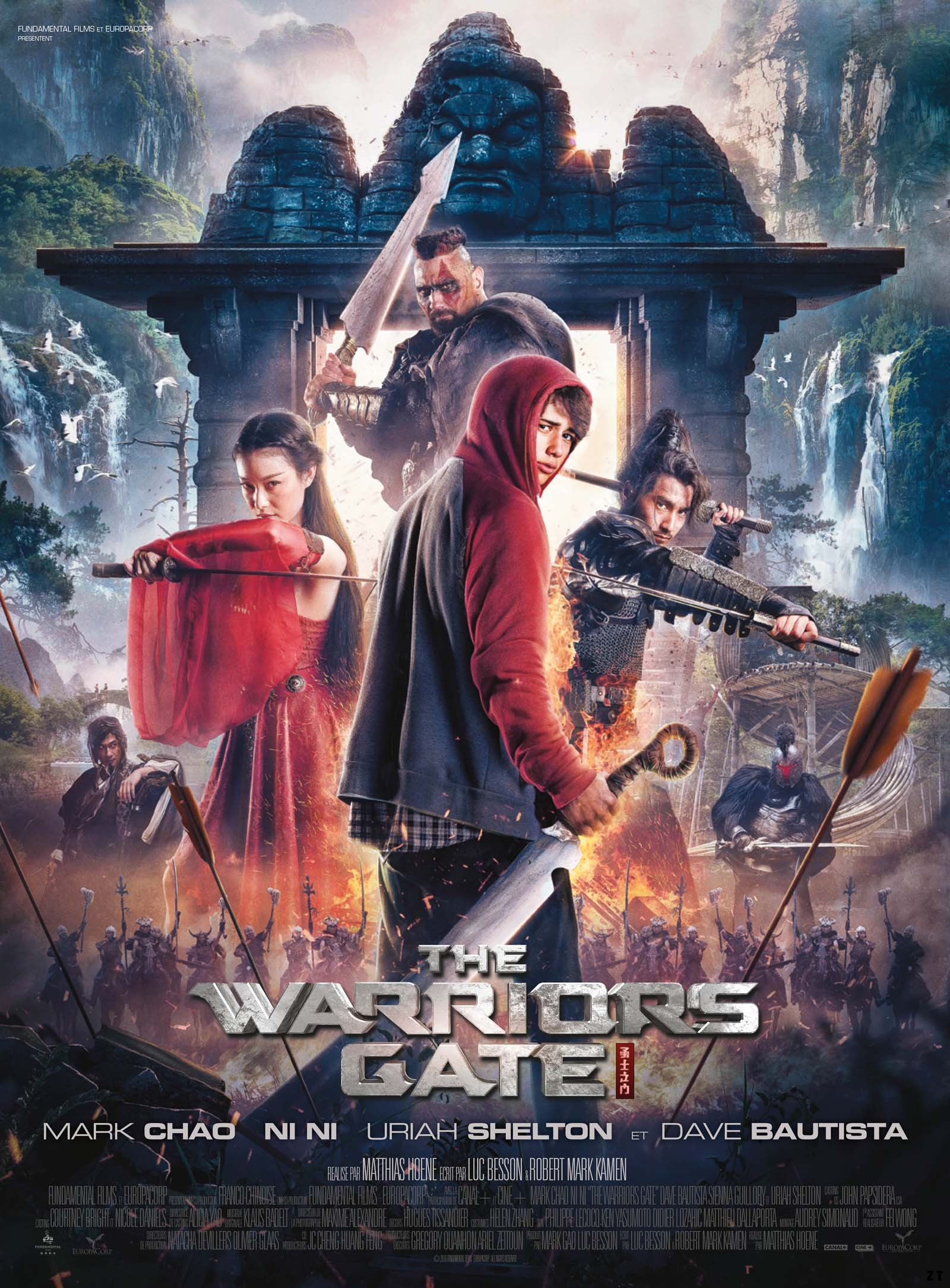 The Warriors Gate (vostfr)