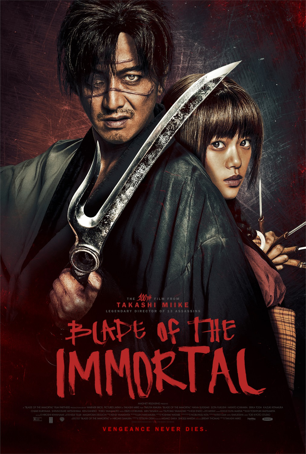 Blade of the Immortal (vostfr)