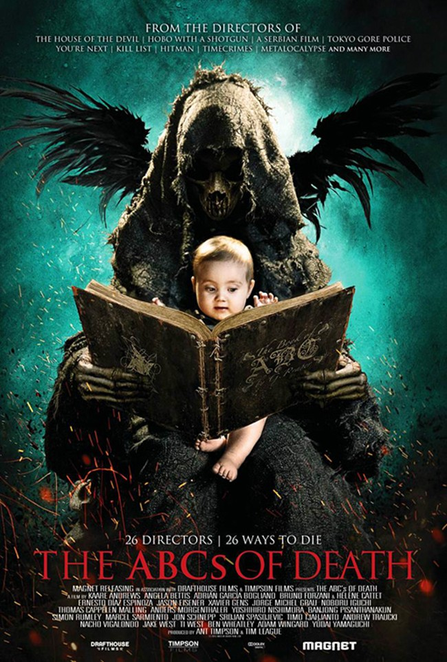 The ABCs of Death (2013) [BRRIP] [VOSTFR] [MULTI]