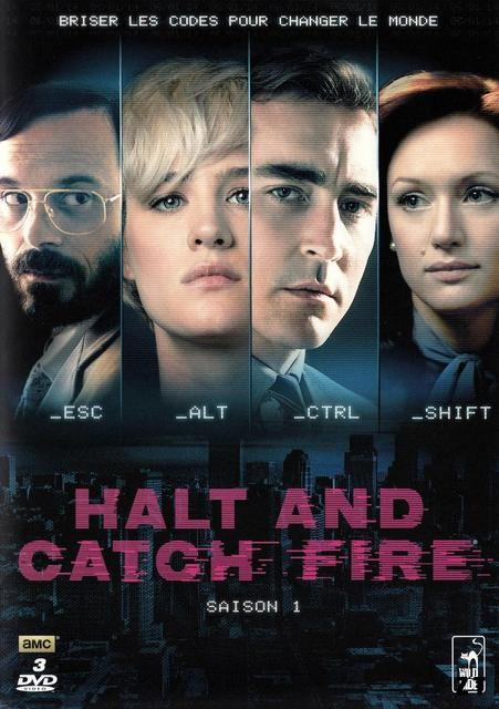 Halt & Catch Fire Saison 4 (VOSTFR)