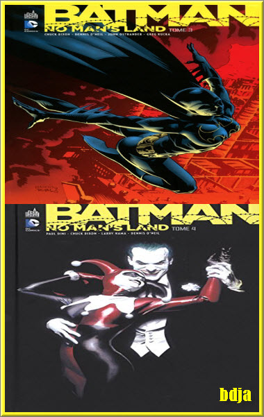 Batman No Man's Land 5 Tomes PDF CBR HD [COMIC][MULTI]