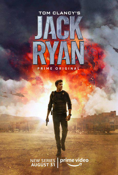 Telecharger Jack Ryan- Saison 1 [COMPLETE] [08/08] FRENCH | Qualité Webrip