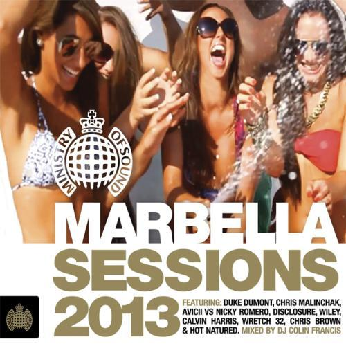 Ministry Of Sound Marbella Sessions 2013