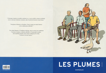 Les Plumes - Tome 2