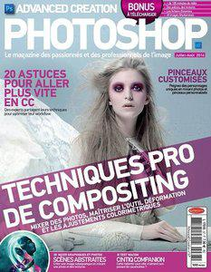 Advanced Creation Photoshop Magazine No.67