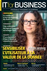 IT For Business - Septembre 2016
