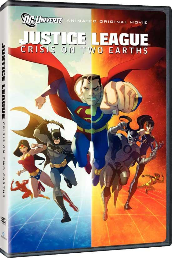 [MULTI] Justice League Crisis On Two Earths [VOSTFR][BDRIP]