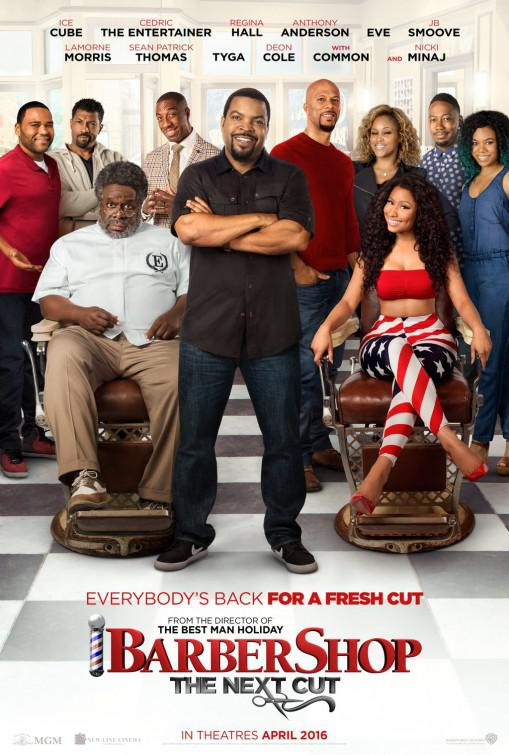 Barbershop: The Next Cut (Vostfr)