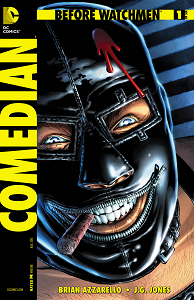 Before Watchmen - The Comedian - Tome 1