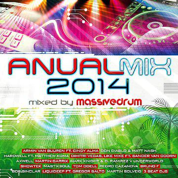 [MULTI] Anual Mix 2014 - Mixed by Massivedrum  (2014)