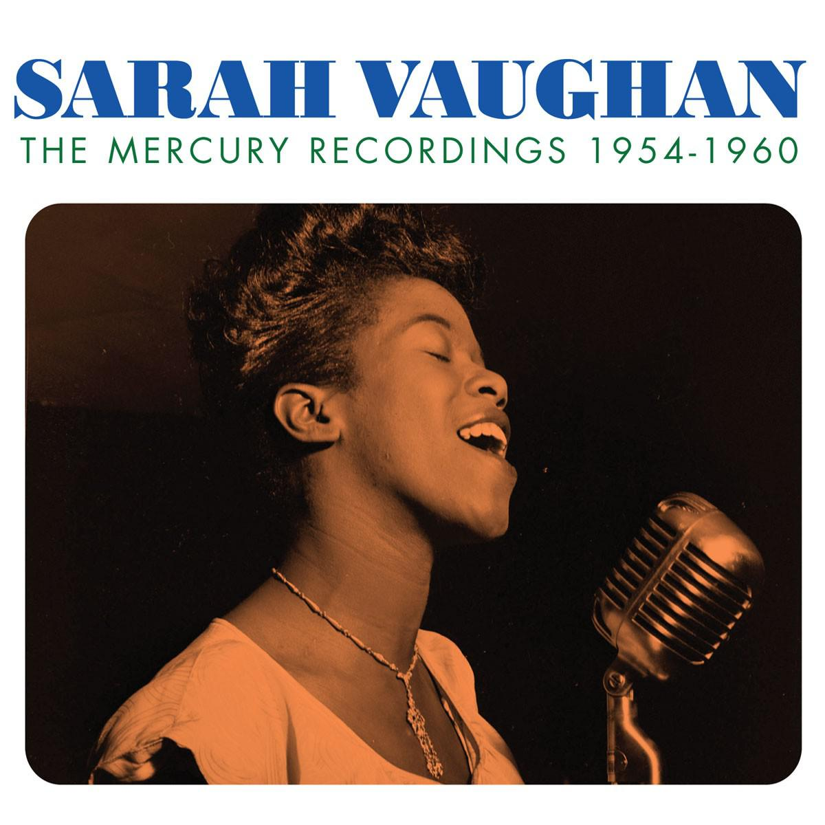 Sarah Vaughan - The Mercury Recordings 1954-1960 (2014)