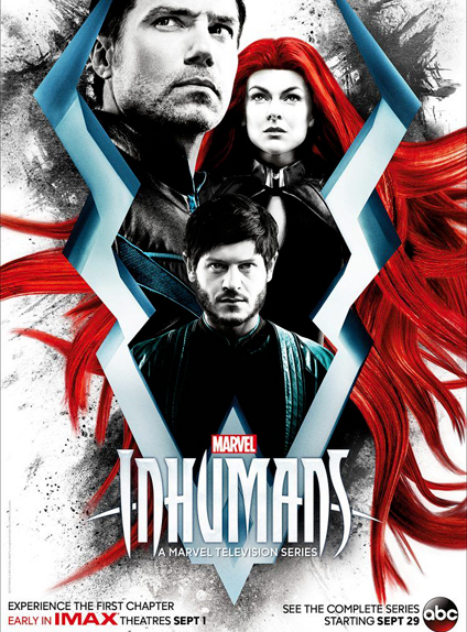 Marvel's Inhumans – Saison 1