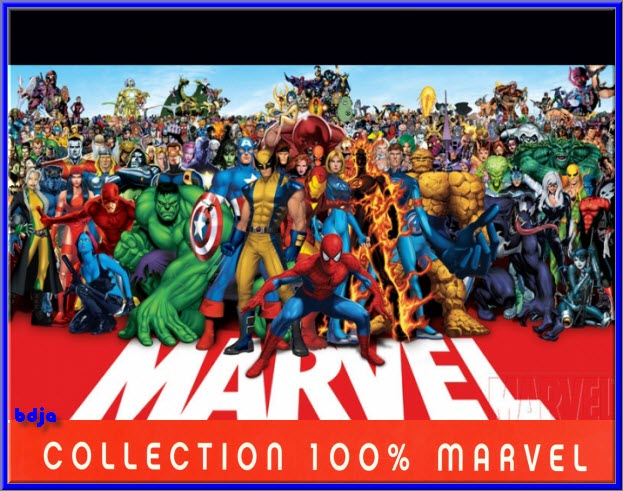 Collection 100% Marvel 156 Tomes [COMIC][MULTI]