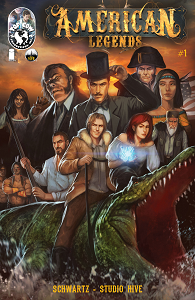 American Legends - Tome 1