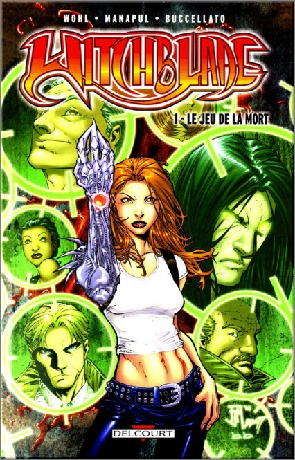 Witchblade Tomes 01 à 05 [COMIC][MULTI]