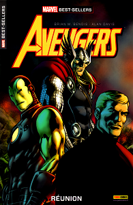 Marvel Best-sellers - Tome 2 - Avengers - Réunion