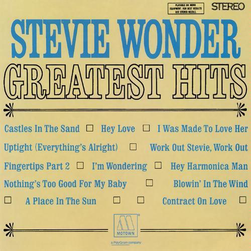 Stevie Wonder - Greatest Hits