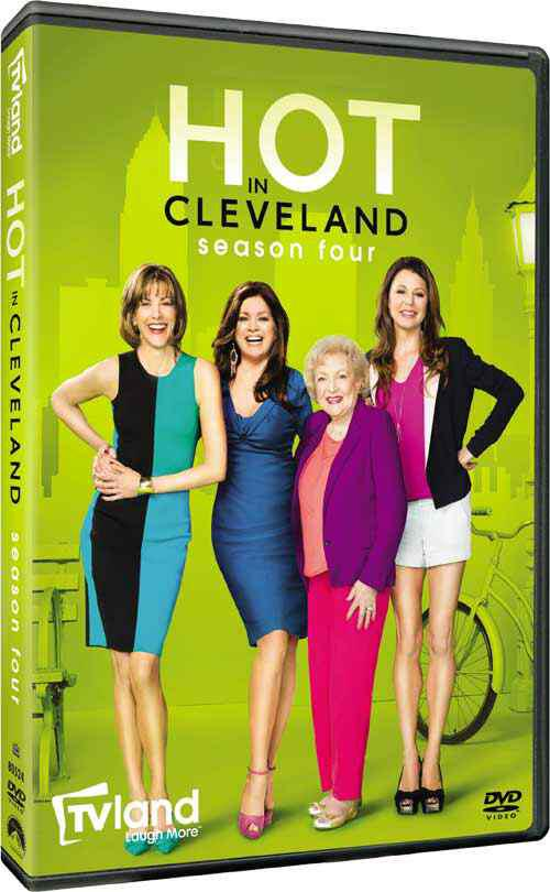 Hot in Cleveland – Saison 4 (Vostfr)