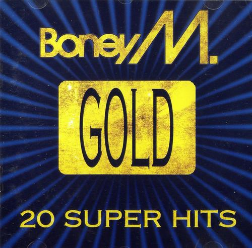 Boney M - Gold 20 Super Hits