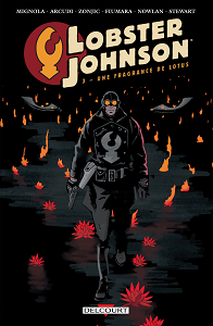 Lobster Johnson [Tome 03] [COMICS]
