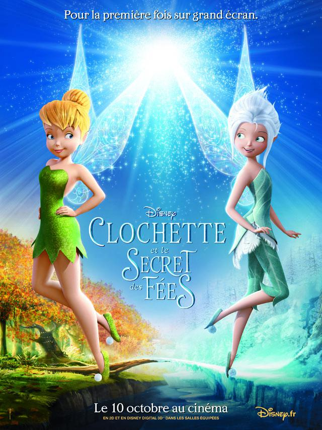 [MULTI] Clochette et le secret des fées [VOSTFR][BRRIP]