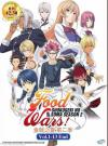 Food Wars : Shokugeki no Soma Saison 2