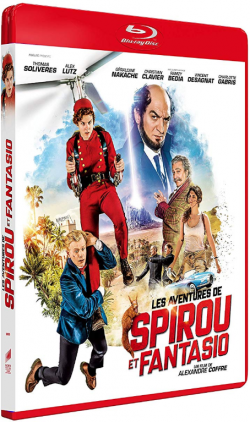 Les Aventures de Spirou et Fantasio | BLURAY 1080P | FRENCH | Son DTS