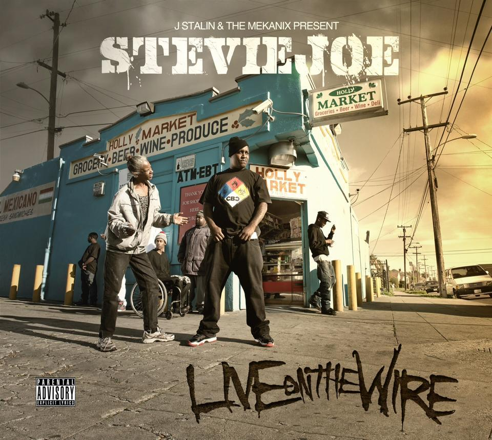 Stevie Joe - Live On The Wire (2013) [MULTI]