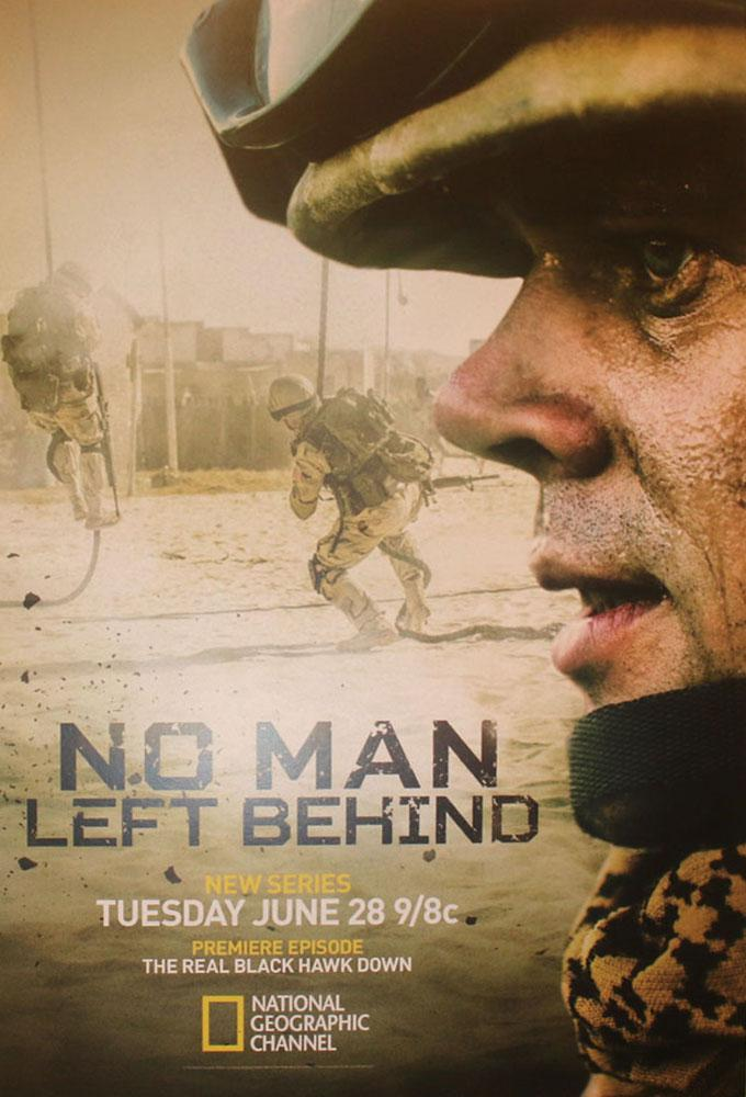 No Man Left Behind Saison 1