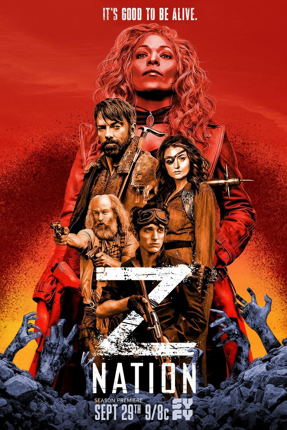 Z Nation – Saison 4