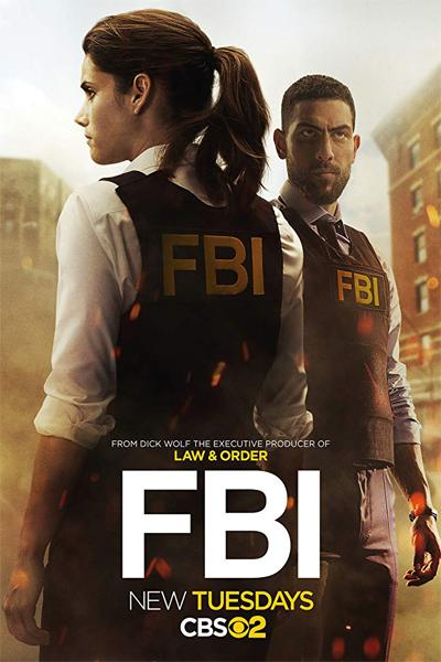 F.B.I. - Saison 1 [12/22 FiNAL] FRENCH | Qualité HD 720p