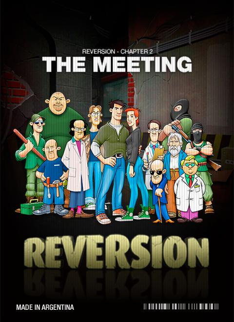 [Multi]Reversion The Meeting [PC]