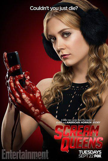 Scream Queens -Saison 1 FRENCH WEB-DL 720p
