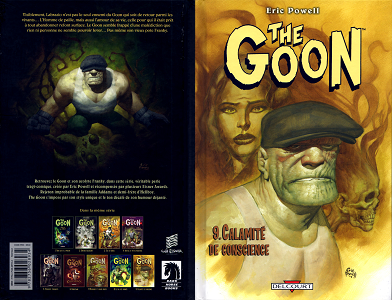 The Goon [Tome 09] [BD]