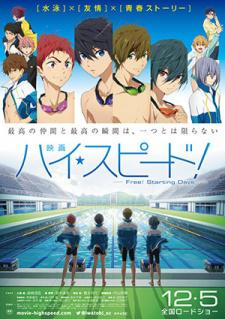 High Speed : Free! Starting Days Vostfr