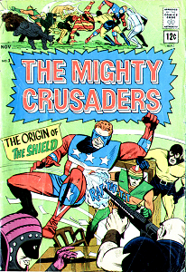 The Mighty Crusaders - Tome 1