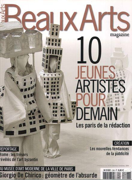Beaux Arts Magazine No.296