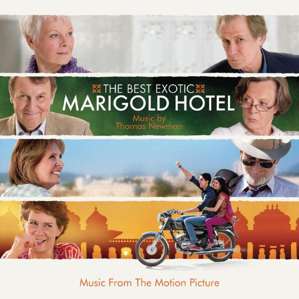 Thomas Newman - The Best Exotic Marigold Hotel [MULTI]