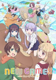 New Game! – Saison 2 (Vostfr)