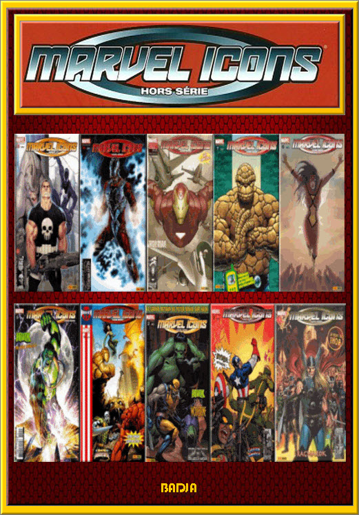 Marvel Icons Hors Série 23 Tomes [COMIC][MULTI]