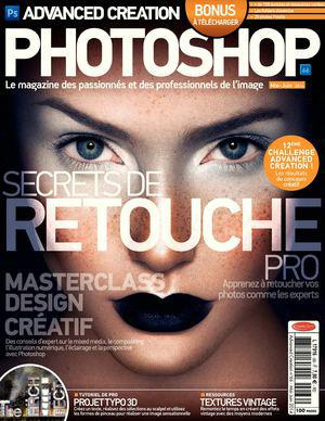 Advanced Creation Photoshop Magazine No.66