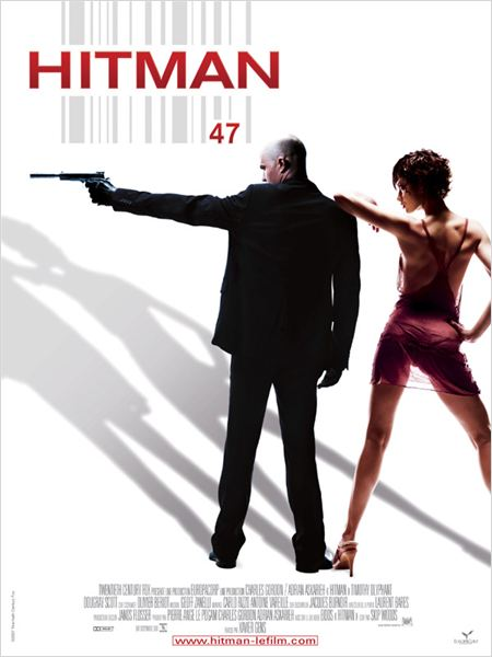 Hitman (AC3) [TRUEFRENCH] [BRRIP] [MULTI]